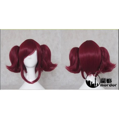 black butler mey rin rote locken cosplay per cke g nstig online kaufen. Black Bedroom Furniture Sets. Home Design Ideas