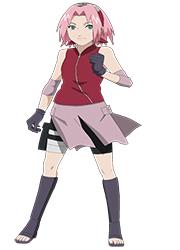 Sakura_Haruno_Cosplay_Kostum_Perucke_Wig_und_Schuhe