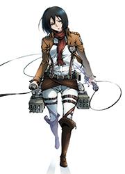 Mikasa Ackermann