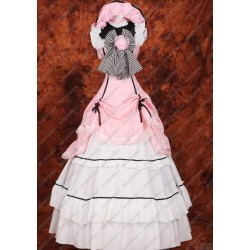 black butler kuroshitsuji ciel phantomhive kleider cosplay kostume