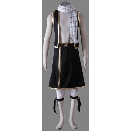 FAIRY TAIL Natsu Dragneel Cosplay Kostüm Child v3 2-teilg