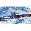 Snow Miku / Winter Miku 2016 Hatsune Miku warmen Schal Umschlagtuch Cosplay Kostüm Anime Manga
