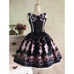 Lolita dress Kleidung original Werk Häschen Cosplay Tanzabend Festtagskleidung