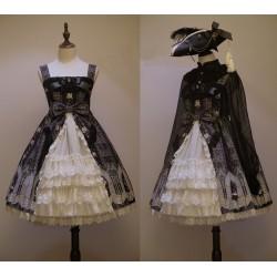 lolita dress Kleidung treasure Island Piraten und Schatz Strickjacke