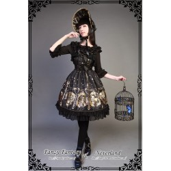 lolita dress Kleidung original Werk Mermaid-Lied Bräunung