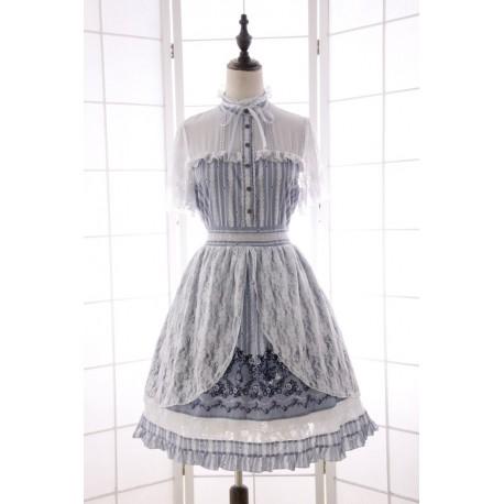 lolita dress Kleidung Lace Volants Schleife neue Stil Sommer