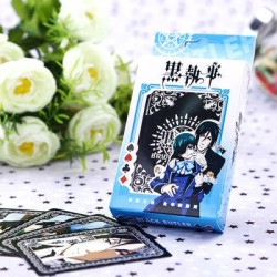 Black Butler Anime Manga Poker