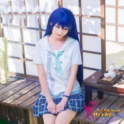 LoveLive!Idol school Umi Sonoda Marine Kleidung Süß Kawaii Kostüm Cosplay Anime
