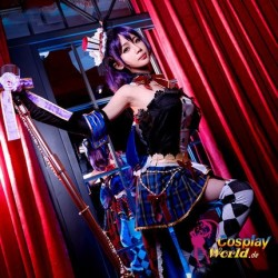 LoveLive!Idol school Nozomi Tojo September Dienstmädchen Leistungskleidung Süß Kawaii Kostüm Cosplay Anime