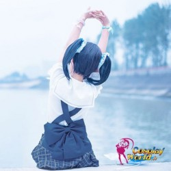 LoveLive!Idol school Nico Yazawa Marine Kleidung Süß Kawaii Kostüm Cosplay Anime
