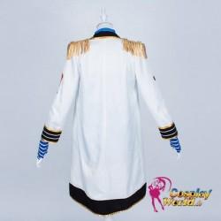 LoveLive!Idol school Nozomi Tojo Marine Leistungskleidung Süß Kawaii Kostüm Cosplay Anime