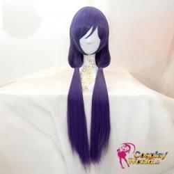 LoveLive!Idol school Nozomi Tojo Süß Kawaii lila Perücke wig Cosplay Anime