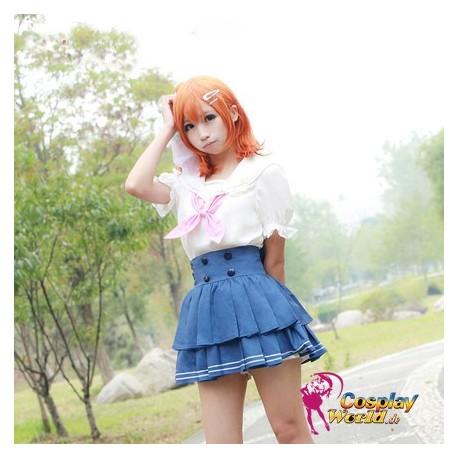 LoveLive!Idol school Honoka Kousaka Marine Kleidung Süß ...