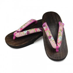 Braue Japanische Holzschuh Zori Tabi Zehensandale Kimono Damen Cosplay Geta kaufen