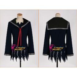Black Bullet Kisara Tendo Schuluniform Cosplay Kostüm online kaufen