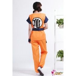 son goku dragon ball kostume cosplay unisex kind erwachsener kleid kme