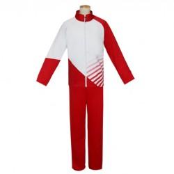 Yuri!!! On Ice Christophe Tägliche Sportbekleidung Cosplay Kostüme