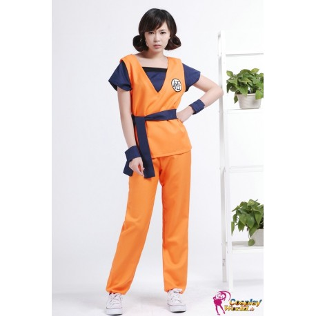 son goku dragon ball kostume cosplay unisex kind erwachsener kleid kme