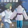 Japanische Anime Spirited Away vom Miyazaki Hayao 千と千尋の神隠し Haku Cosplay ogino chihiro 小千&Nigihayami Kohakunushi