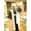 Bleach Captain Aizen Sousuke Cosplay Kostüm Umhang
