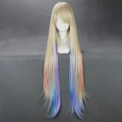 Japan Harajuku-Serie Rainbow Cosplay Perücke