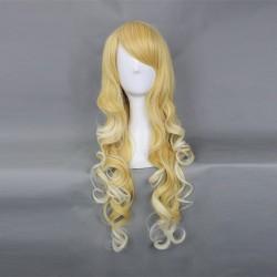 Japan Harajuku Serie gelb Weiblichkeit Cosplay Wig