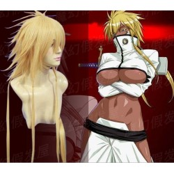Bleach Tia Tier Tear Halibel Cosplay Perücke