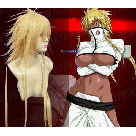 bleach tia tier tear halibel cosplay wig