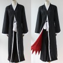 Bleach Ichigo Kurosaki Bankai Mantal Coat Kostüm