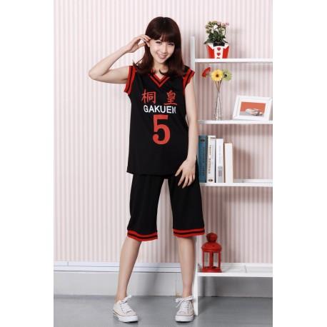 too gakuen daiki aomine trikot cosplay kuroko no basuke kuroko s basketball kostum