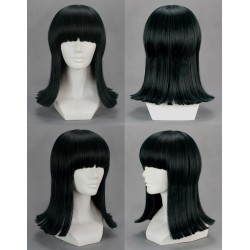 nico robin one piece anime black wig caneval wigs cheap