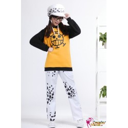 trafalgar law one piece kapuzen sweatshirt hoodie