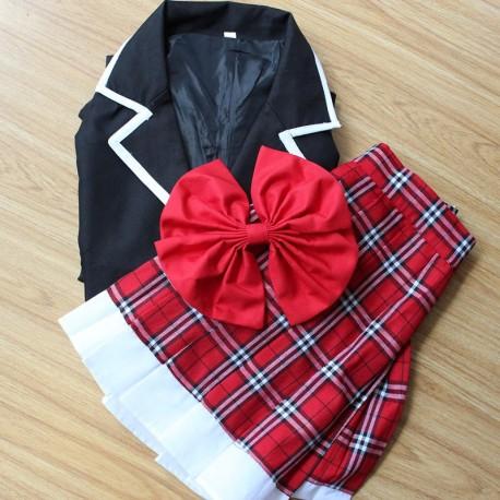 chunibyo verlieben lovejapan schulmadchen uniform school girl chunibyo