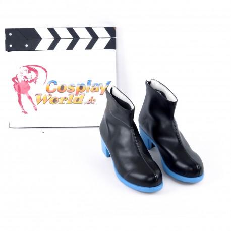 miku hatsune cosplay stiefel schuhe stiefeletten handmade boots