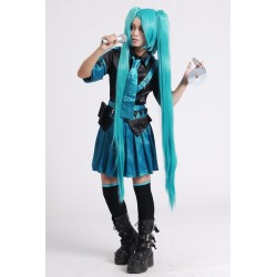 Vocaloid Hatsune Miku Love is War Liebe Cosplay Kostüm Kleid