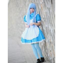 haiyore nyaruko san maid cosplay maid costume lolita kawaii dress maid meido