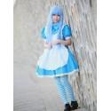 Haiyore Nyaruko-san Cosplay Maid Dienstmädchen Kostüm Kostüm Lolita Kleid Maid Meido