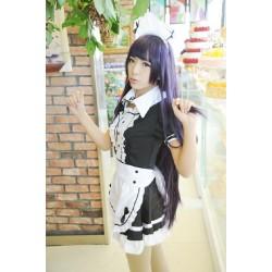 tokyo akihabara dienstmadchen kostum cosplay maid kleid cafe lolita