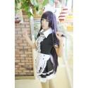 Tokyo Akihabara Dienstmädchen Kostüm Cosplay Maid Kleid Cafe Lolita