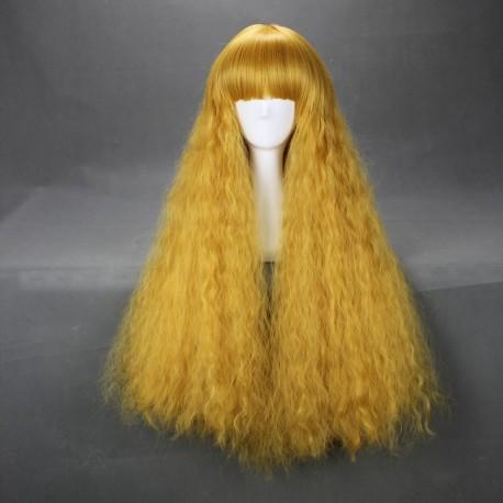 japan harajuku serie gelben s cosplay perucke