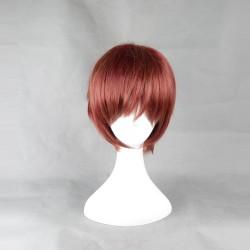 Japan Harajuku Serie 30-35cm rote Perücke