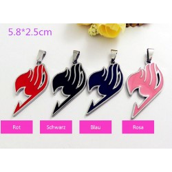 Halskette Fairy Tail Manga Kette Necklace Cosplay