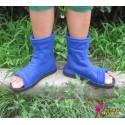 NARUTO Ninja Blaue Schuhe Stiefel Scarpa Uzumaki KONOHA