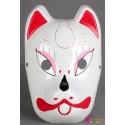 Naruto Cosplay Maske Cosplay PVC-Maske schwarze Ops Ninja Fox- Maske