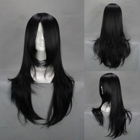 naruto orochimaru schwarze cosplay perucke