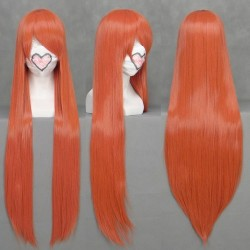 bleach orihime inoue orange cosplay perucke