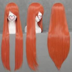 Bleach Orihime Inoue Orange Cosplay Perücke