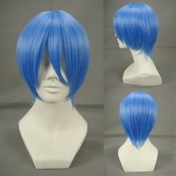 EVA-REI Ayanami blaue Cosplay Perücke