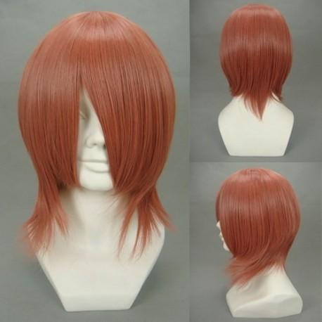 nabari no ou shimizu raikou orange cosplay perucke