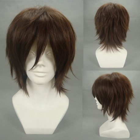 amnesia toma yellow cosplay wig 265a